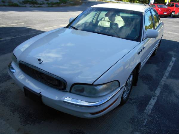 2003 Buick Park Avenue ( Florida Car )