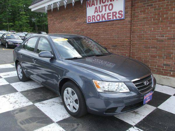 2009 *Hyundai* *Sonata* GLS ( Everyone welcome & approved