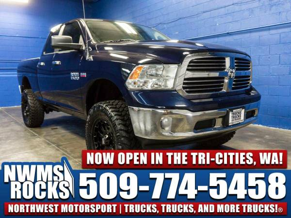 2013 *Dodge Ram* 1500 Big Horn 4x4 - Off Road Tires! 2013 Dodge Ram 15