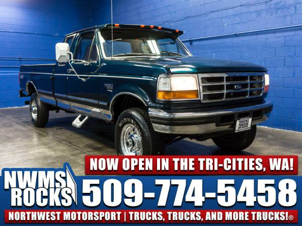 1997 *Ford F250* 4x4 -
