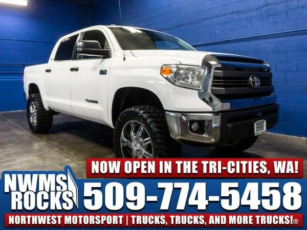 Lifted 2015 *Toyota Tundra* SR5 4x4 - 2015 Toyota Tundra SR5 4x4 Lifte