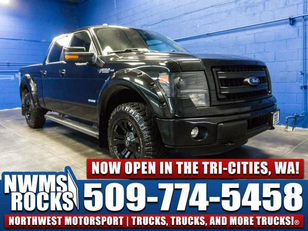 2014 *Ford F150* FX4 4x4 - One Previous Owner! 2014 Ford F-150 FX4 4x4