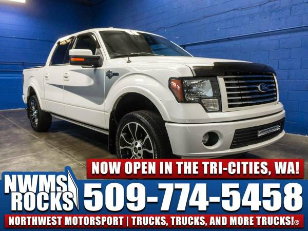 2012 *Ford F150* Harley Davidson 4x4 - Clean Carfax History! 2012 Ford