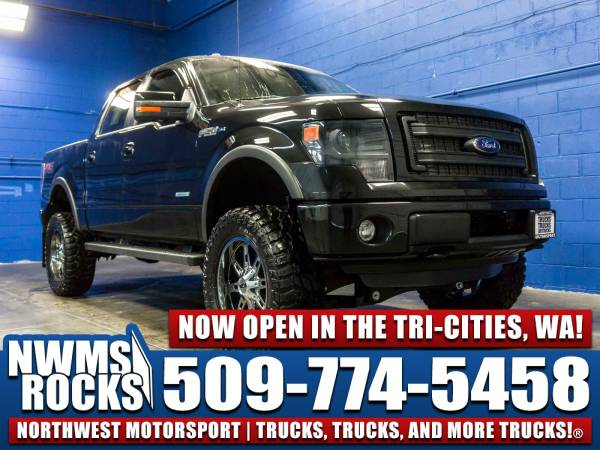 Lifted 2013 *Ford F150* FX4 4x4 -
