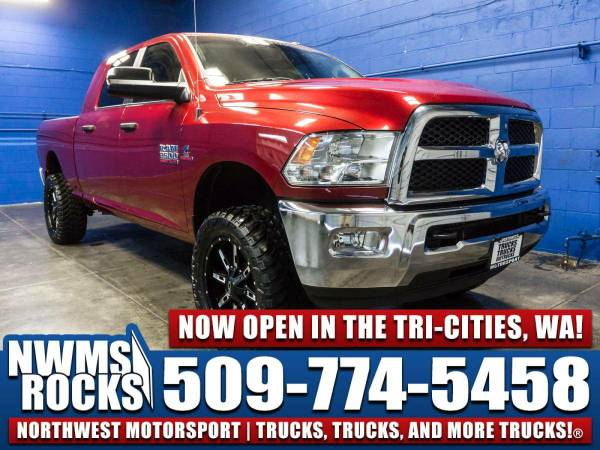 Lifted 2014 *Dodge Ram* 2500 SLT 4x4 -