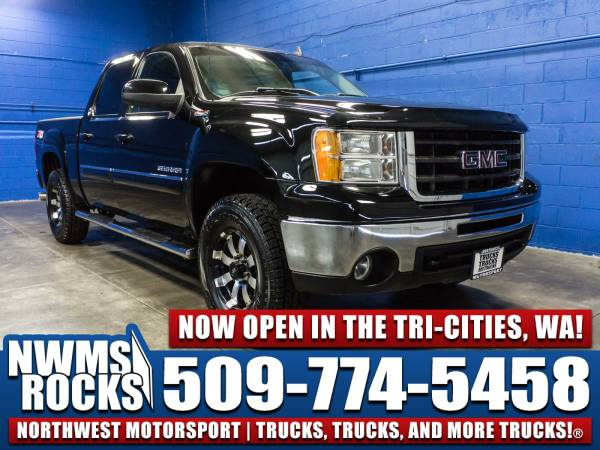 2011 *GMC Sierra* 1500 All Terrain 4x4 - 2011 GMC Sierra All Terrain 4