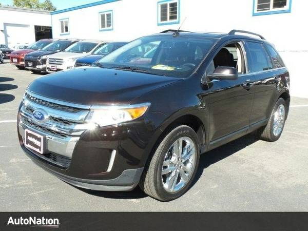 2013 Ford Edge Limited SKU:DBB87647 SUV