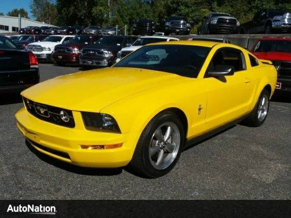 2006 Ford Mustang Standard Ford Mustang Standard Coupe