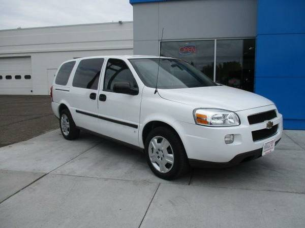 Used 2008 Chevy Uplander Mini-Van LOW PRICE!