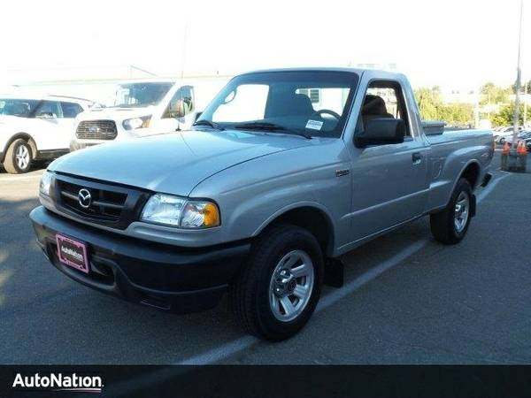 2009 Mazda B-Series Truck SKU:9PM01544 Regular Cab