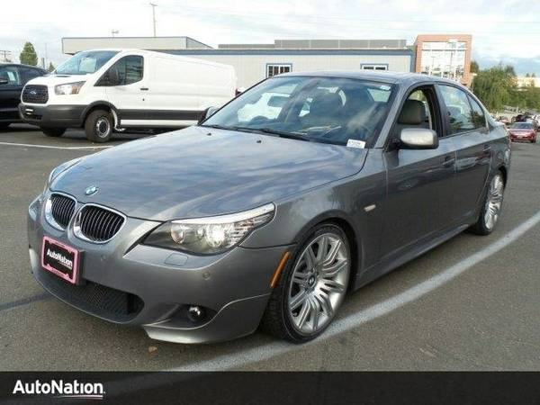 2008 BMW 550 550i SKU:8CT52284 Sedan