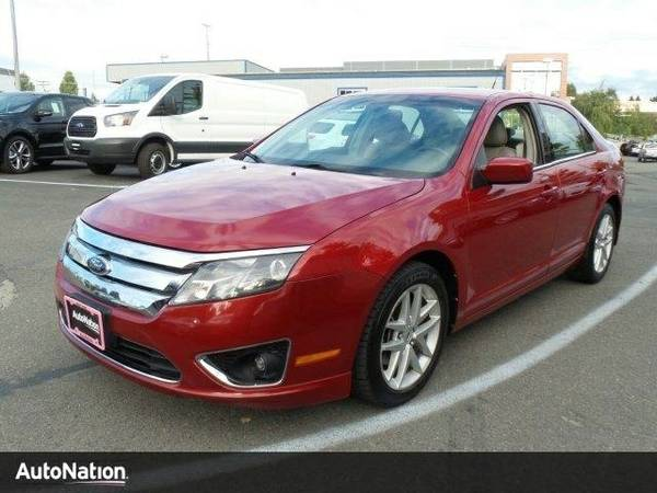 2010 Ford Fusion SEL SKU:AR175411 Sedan