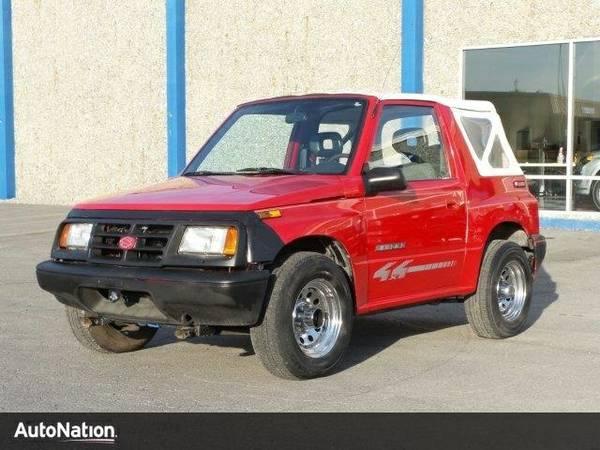 1996 Suzuki Sidekick JX SKU:T6401552 Suzuki Sidekick JX SUV