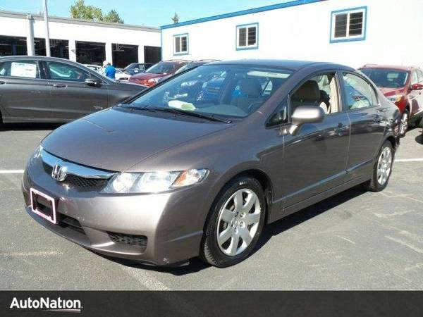2011 Honda Civic LX SKU:BH503138 Sedan