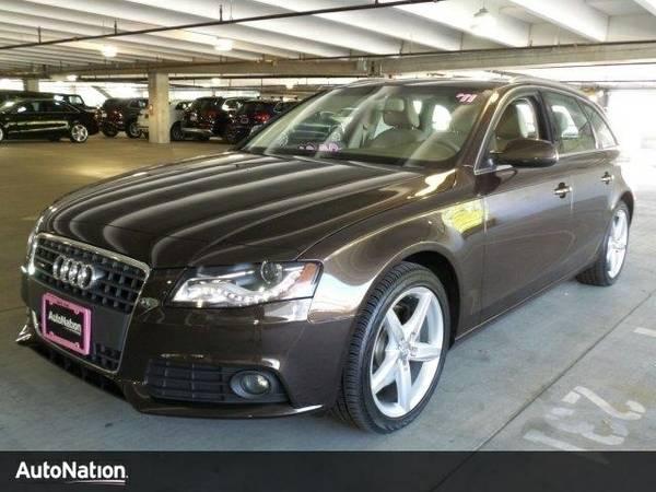 2011 Audi A4 2.0T Premium Plus Audi A4 2.0T Premium Plus Wagon