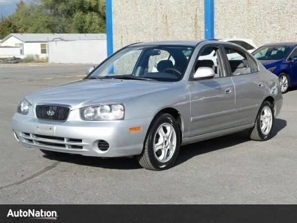 2001 Hyundai Elantra GLS SKU:1U224886 Hyundai Elantra GLS Sedan