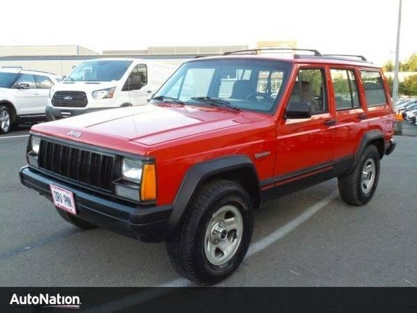 1996 Jeep Cherokee Sport SKU:TL274909 SUV