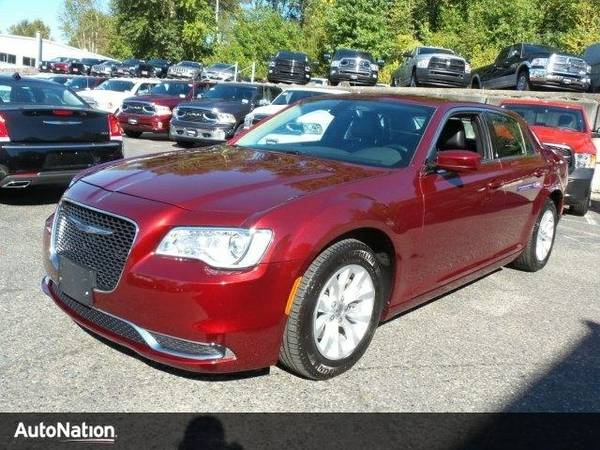 2015 Chrysler 300 Limited Chrysler 300 Limited Sedan