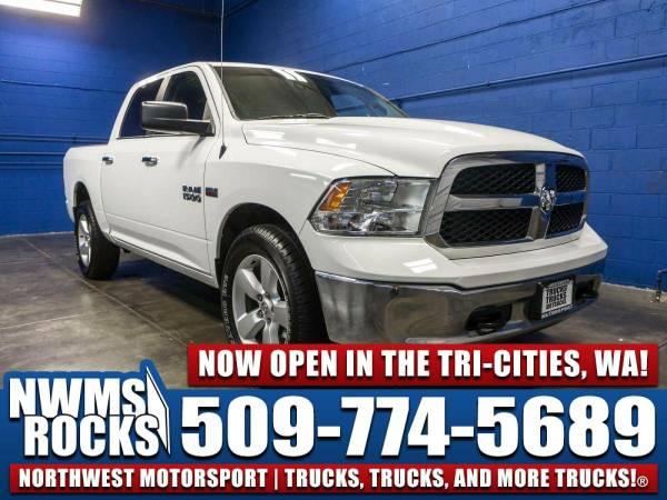 2014 *Dodge Ram* 1500 SLT 4x4 - 2014 Dodge Ram 1500 SLT 4x4 Truck w/ 5