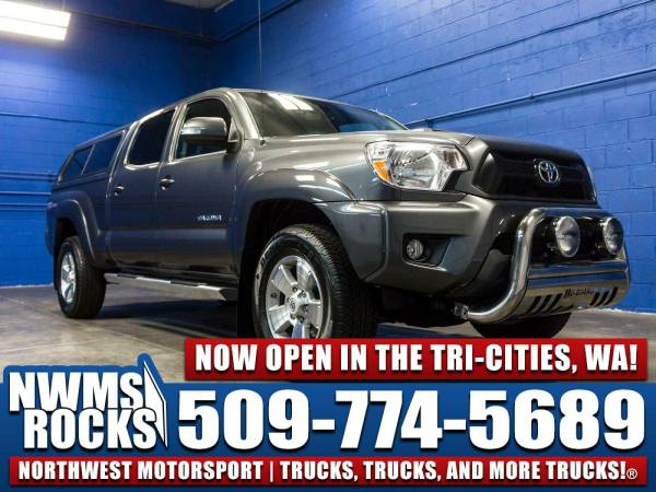 2014 *Toyota Tacoma* TRD Sport 4x4 -