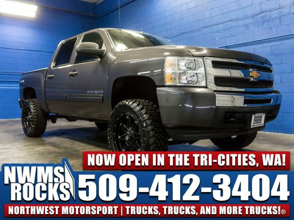 Lifted 2010 *Chevrolet Silverado* 1500 LT 4x4 -