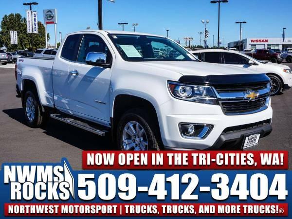 2016 *Chevrolet Colorado* LT 4x4 -