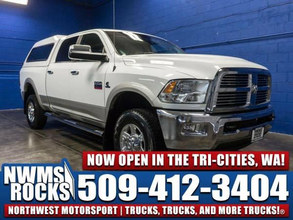 2011 *Dodge Ram* 3500 Laramie 4x4 -