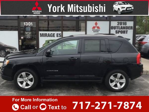 2011 *Jeep* *Compass* *Base* 63k miles