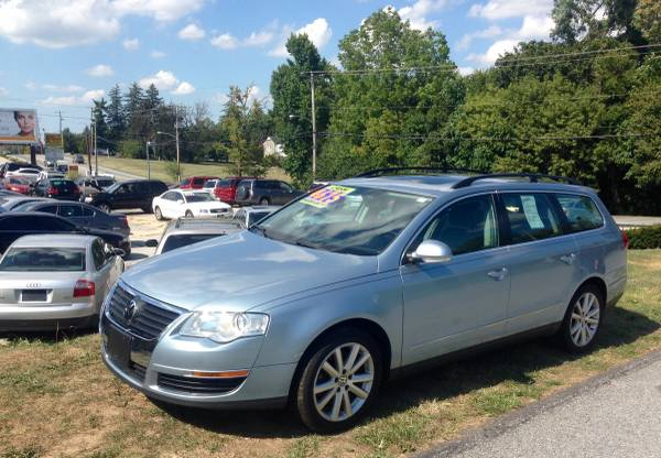 ★2007 VW PASSAT WAGON 2.0T*AUTO*RUNS & DRIVES GREAT*90DAY...