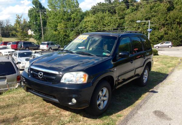 ★2005 MAZDA TRIBUTE S 4WD*1OWNER*CLEAN CARFAX*RUNS GREAT*PRICED