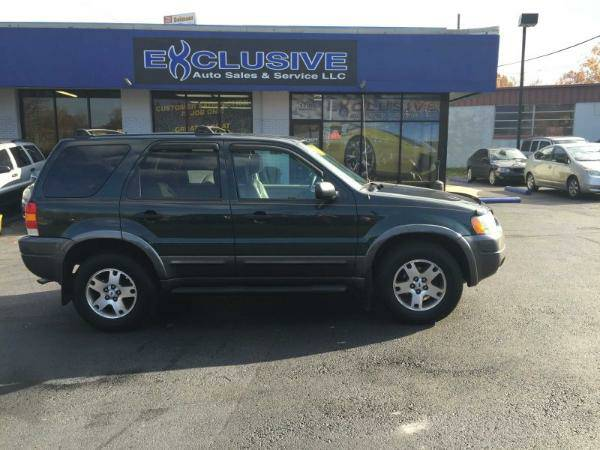 2003 Ford Escape XLT Limited *Leather*Sunroof*New PA Inspection!