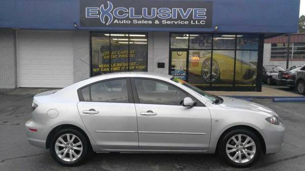 2007 Mazda3 i Sport *Runs/Drives Well*Clean Car* NEW PA Inspection