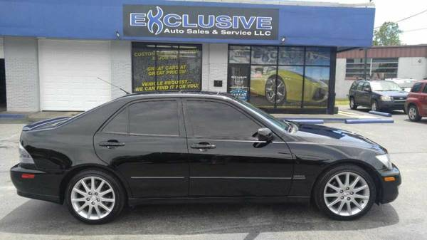 2003 Lexus IS 300 *Very Rare*Maintenance Records*Runs Great