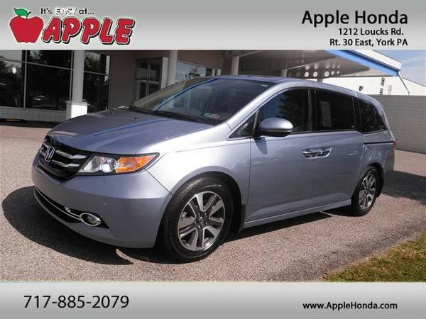 2014 Honda Odyssey Touring Van Odyssey Honda