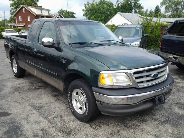 2002 Ford F-150 extended cab