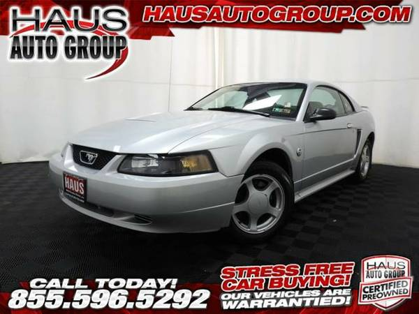 2004 *Ford Mustang* Standard - Ford-INSTANT APPROVAL