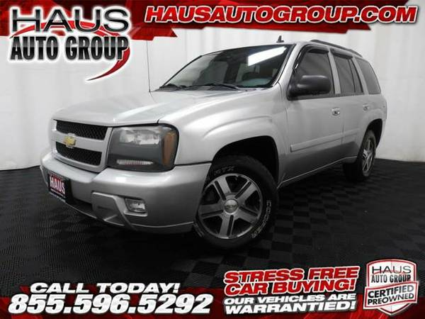2007 *Chevrolet TrailBlazer* LT - Chevrolet-INSTANT APPROVAL