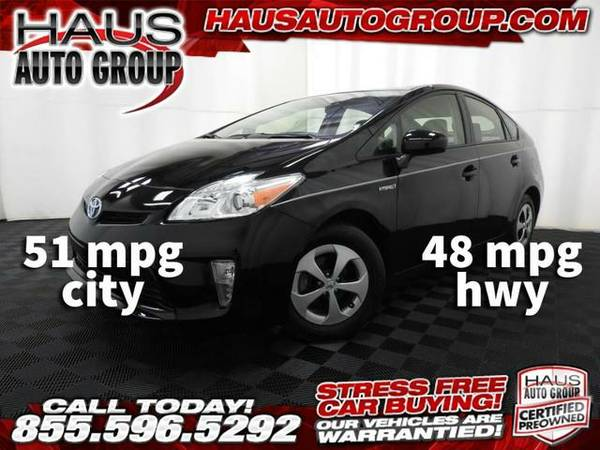2015 *Toyota Prius* Two - Toyota-INSTANT APPROVAL