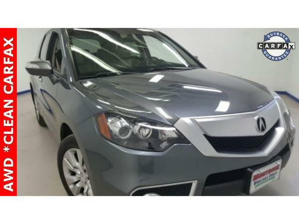 2012 *Acura RDX* Base (Gray)