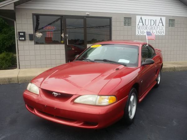 1998 FORD MUSTANG COUPE AUTOMATIC COLD AC 24 PICTURES!!!#%#%#%#%#%#%#%