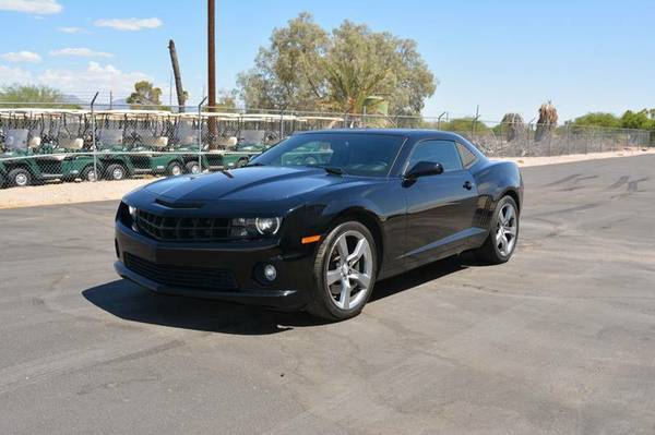 2010 Chevrolet Camaro 2SS RS (Financing)