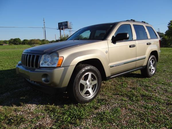 *** 2005 JEEP GRAND CHEROKEE *** SIGN AND DRIVE AUTO SALES