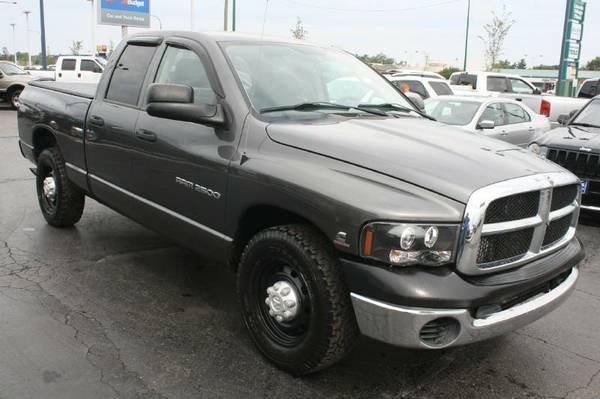 2003 Dodge Ram 2500-Cummins, Diesel, Crew Cab, Very Clean