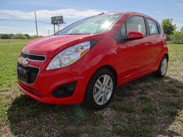 *** 2014 CHEVROLET SPARK *** SIGN AND DRIVE AUTO SALES