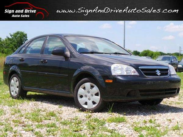 *** 2008 SUZUKI FORENZA *** SIGN AND DRIVE AUTO SALES
