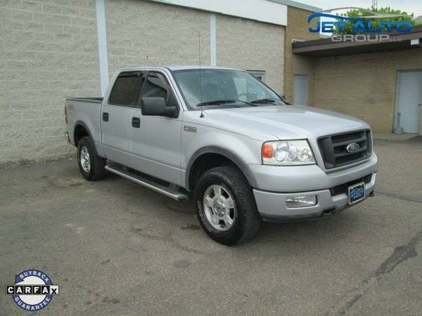 2004 Ford F-150! 4X4! FX4! RUND AND DRIVES AWESOME!