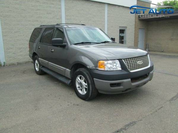 2003 Ford Expedition XLT! 3RD ROW! REAR DVD! TOUCH SCREEN RADIO!