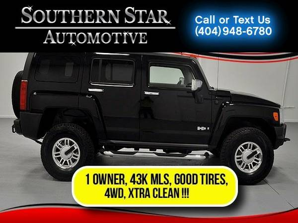 2006 Hummer H3 4dr All-wheel Drive SUV H3 Hummer