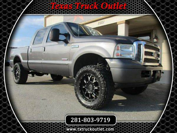 2005 *Ford* *F250* LIFTED 4X4 FX4 DIESEL