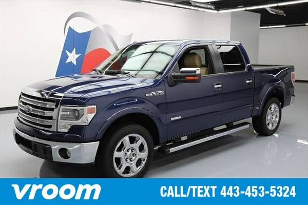 2014 Ford F-150 Lariat 4dr SuperCrew 7 DAY RETURN / 3000 CARS IN STOCK